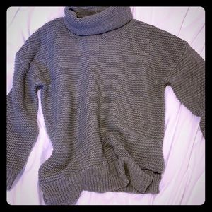 Sweater gray, perfect for fall